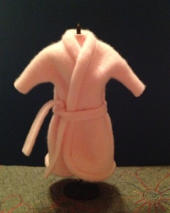 Make an adorable robe in 15 minutes!